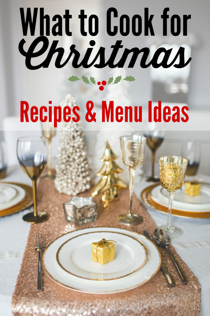 If you don't want to make the traditional turkey or ham for Christmas dinner, here are some fantastic recipes and menu ideas for a simple, but delicious holiday meal.