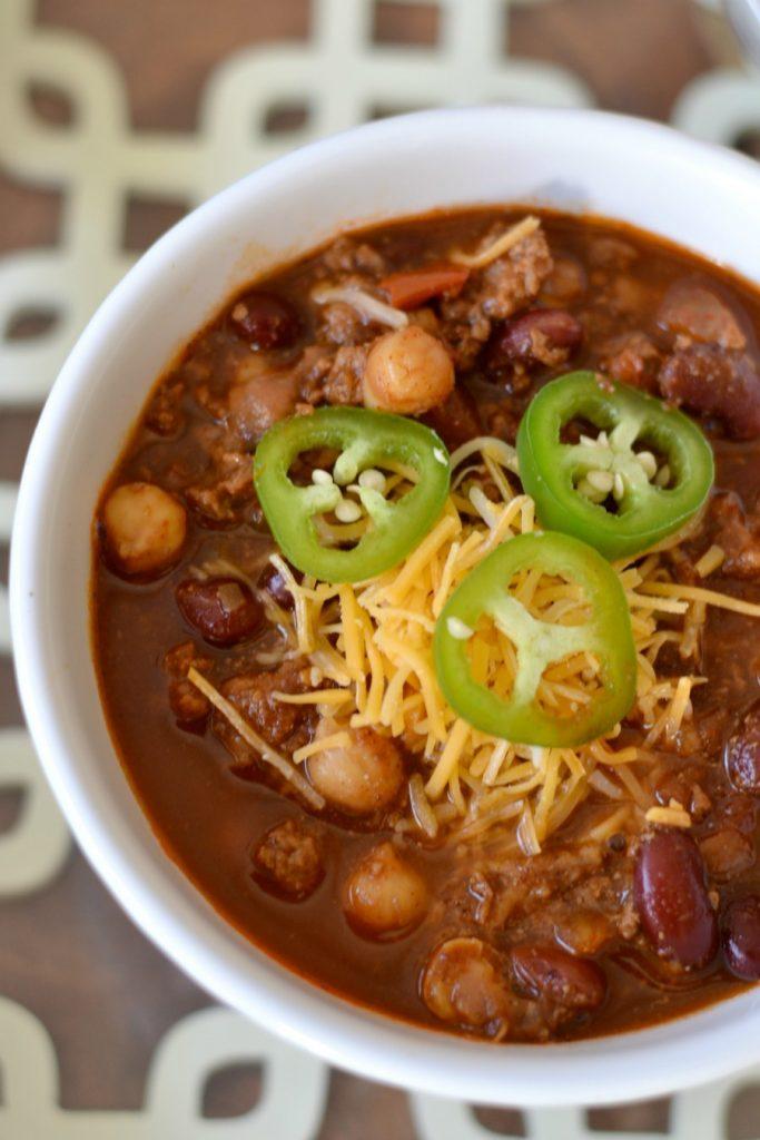 winning chili recipe