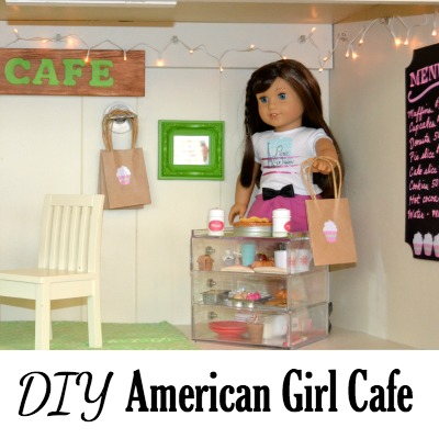 DIY: How to Make Your Own American Girl Bakery Cafe