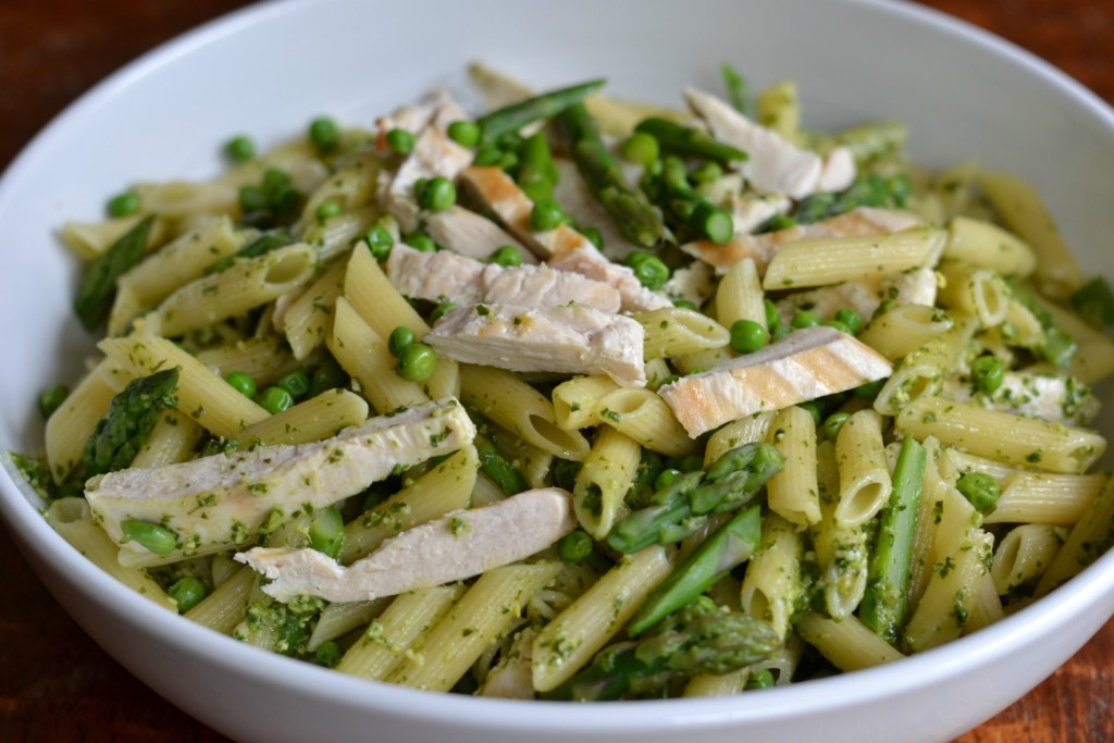 Chicken Pesto Pasta 2