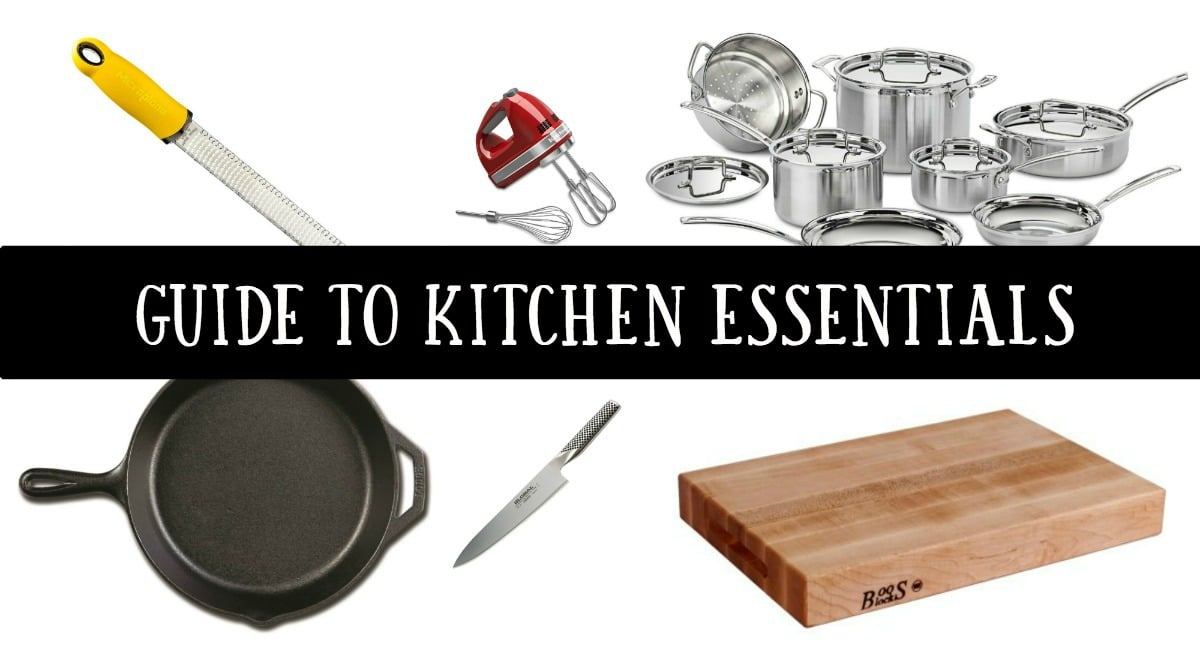 Good Simple Guide To Kitchen Necessities Good Simple