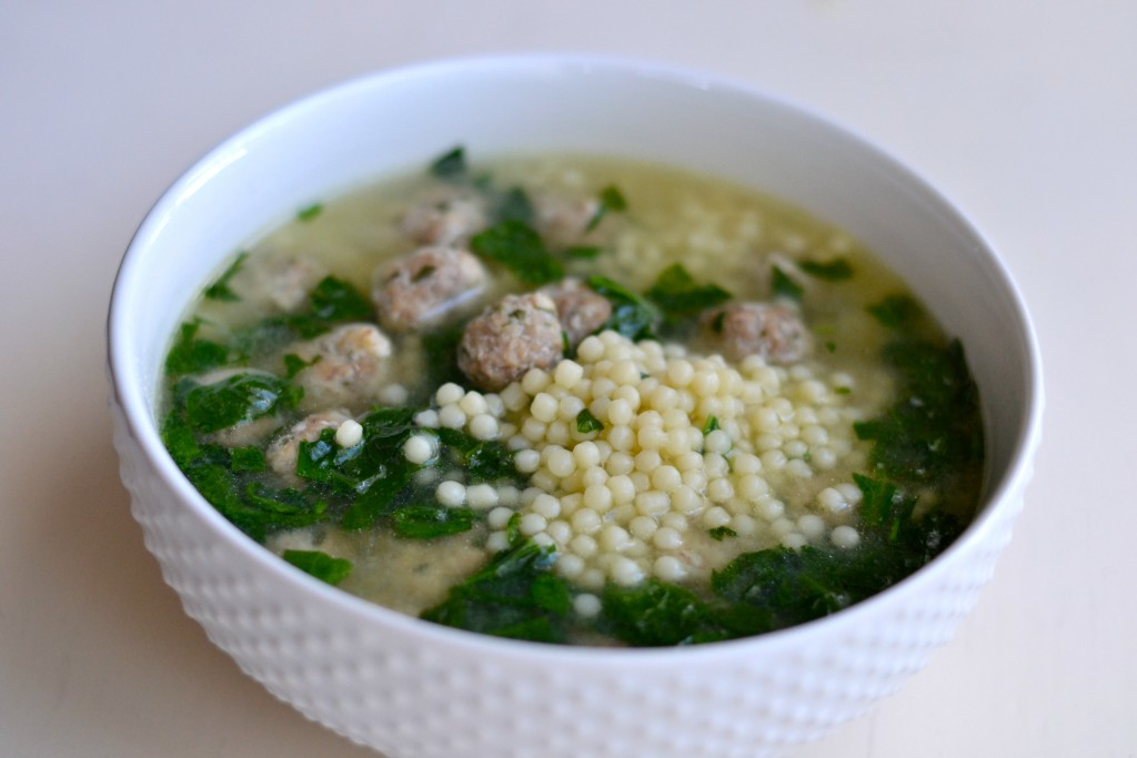 ITALIAN WEDDING SOUP EVER