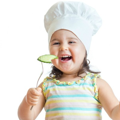 Raising Kids to be Adventurous Eaters