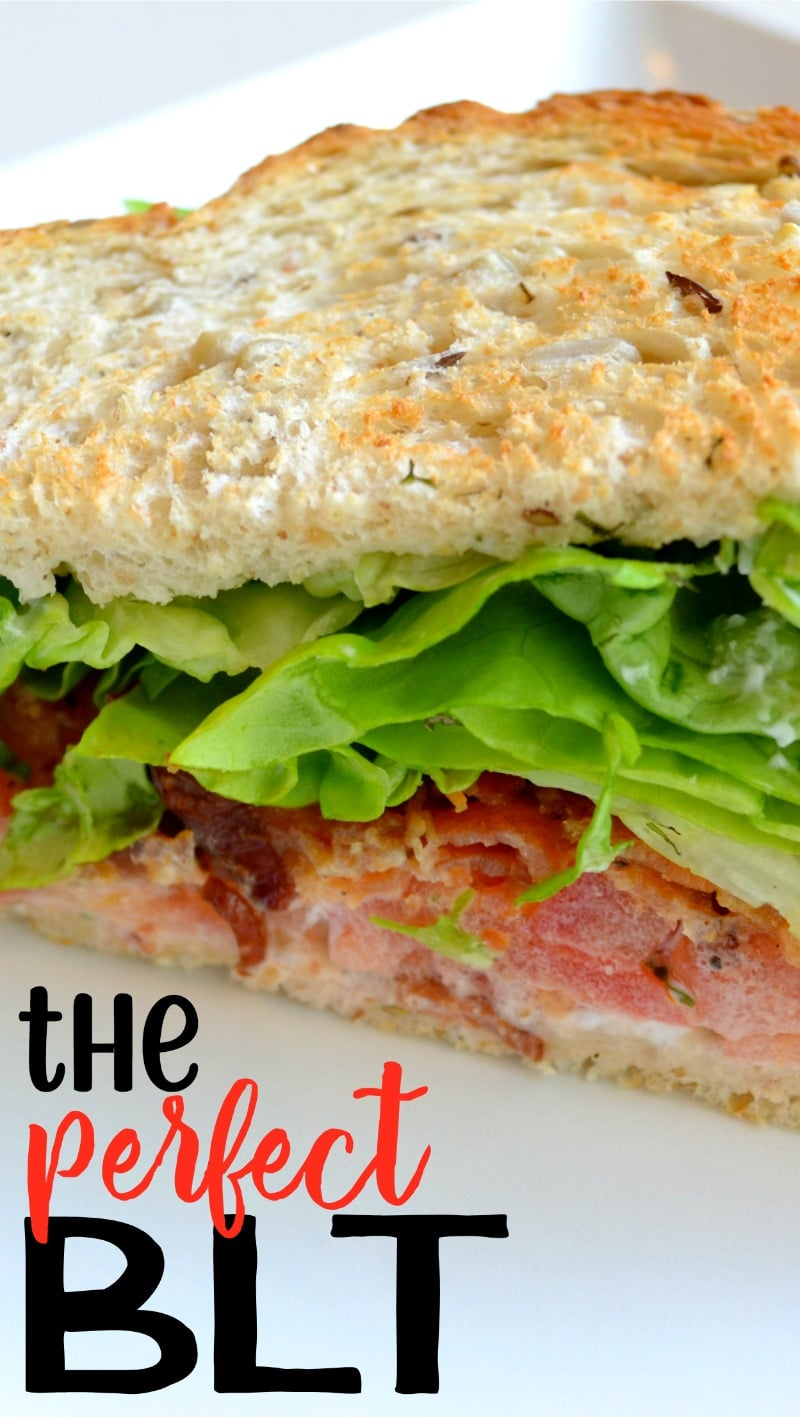 Ingredients and techniques for the BEST BLT