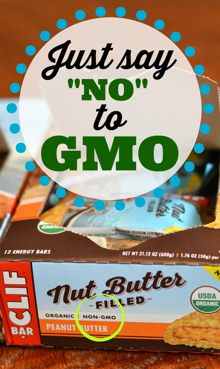 Find out why GMOs are in our food, how prevalent they are, and what you can do about it. #feedyouradventure #ad