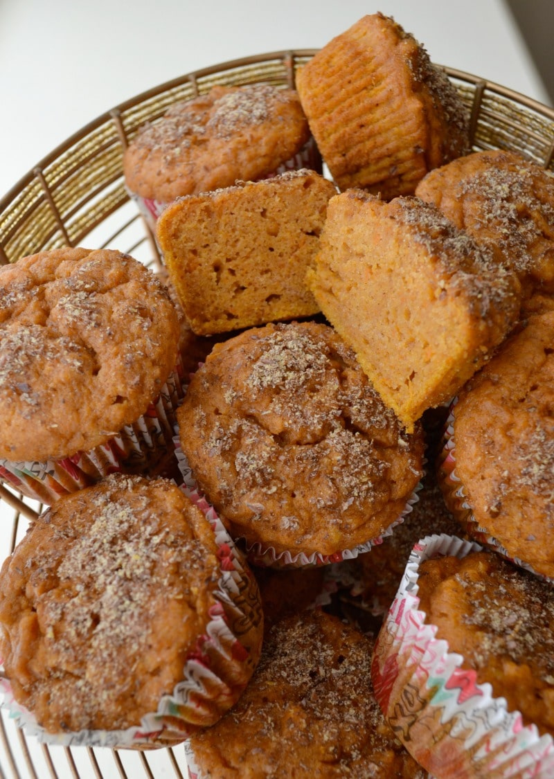 Image result for sweet potato muffins