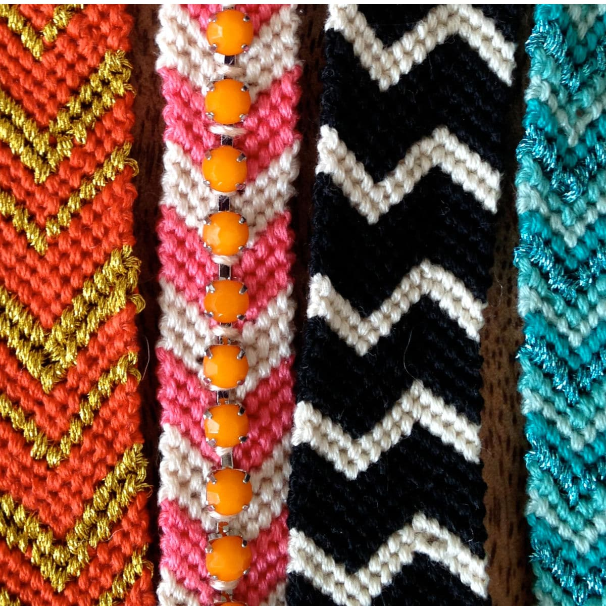 Friendship Bracelets For Adults Diy Tutorial Good In The Simple