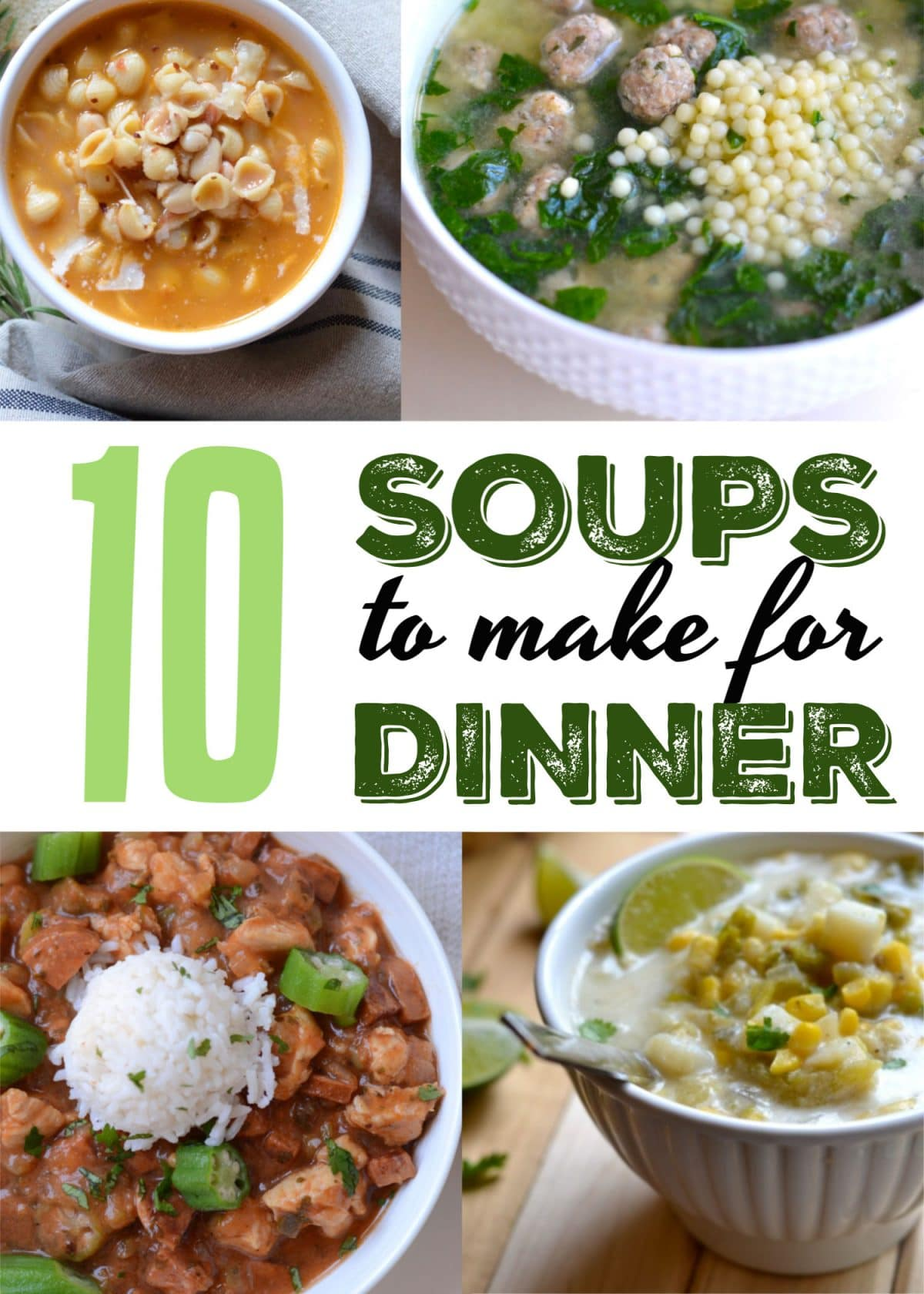 Best Soup Recipes For Dinner Good In The Simple