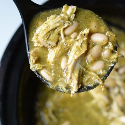 Chicken Chile Verde Stew